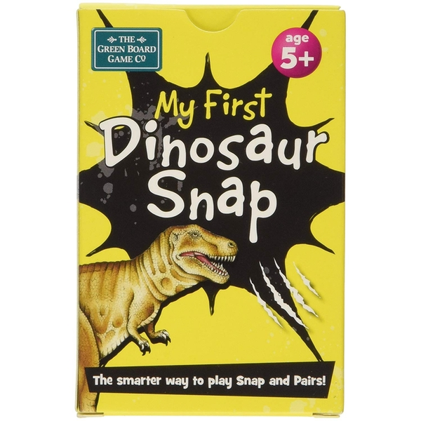 My First Dinosaur Snap Card Game