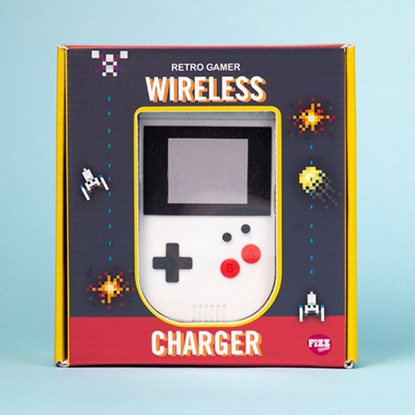 Wireless Charger - Retro Gamer