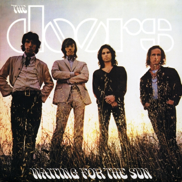 The Doors ‎– Waiting For The Sun Vinyl