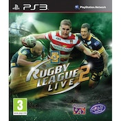 Rugby League Live 2 Game PS3