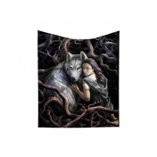 Soul Bond Wolves Throw