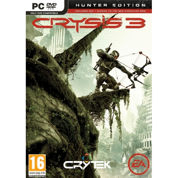 Crysis 3 Hunter Edition Game PC