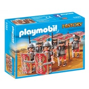 Ex-Display Playmobil Roman Troop Used - Like New