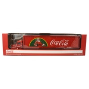 Coca Cola Christmas Truck with LED lights 1:43 Scale Model