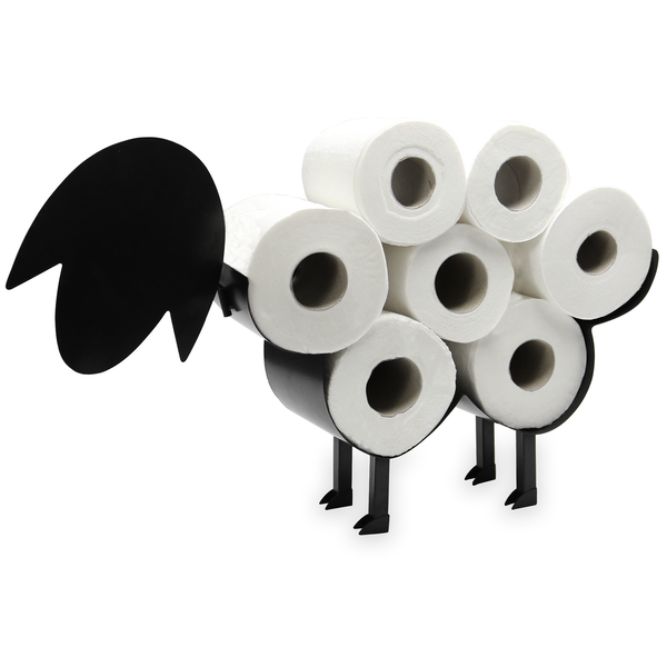 Sheep Toilet Roll Holder | Pukkr