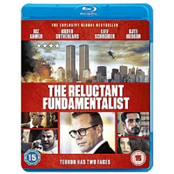 Reluctant Fundamentalist Blu-ray