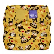 Bambino Mio, Miosolo Cheeky Monkey Reusable Nappy