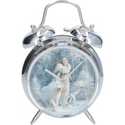 Winter Guardians Alarm Clock