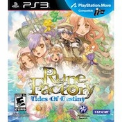 Rune Factory Tides Of Destiny (Move Compatible) Game PS3