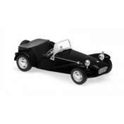 Maxichamps 1968 Lotus Super Seven - Black 1:43