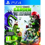 Ex-Display Plants Vs Zombies Garden Warfare PS4 Game Used - Like New