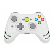 Datel Wildfire Wireless Controller In White Xbox 360