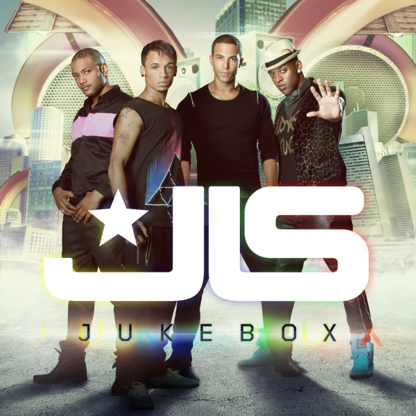 JLS - Jukebox CD