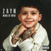 Zayn - Mind Of Mine CD