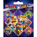 The Lego Movie 2 - Let's Stick Together Vinyl Sticker - Image 2