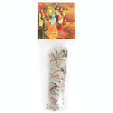 Single Medium White Sage Smudge Stick