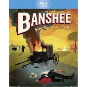 Banshee Season 2 Blu-ray