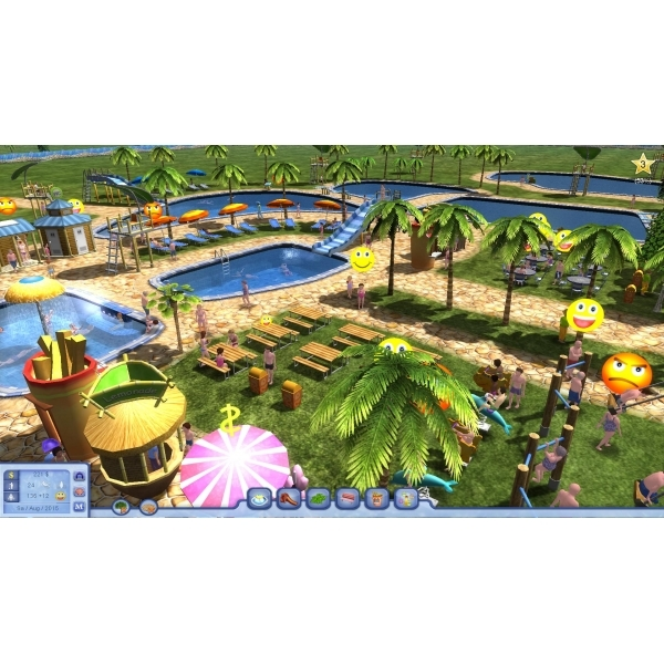 Water Park Tycoon PC Game - Digital Download Card - Image 6