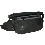 Aquapac Waterproof Comfortable Waist Bag - Black