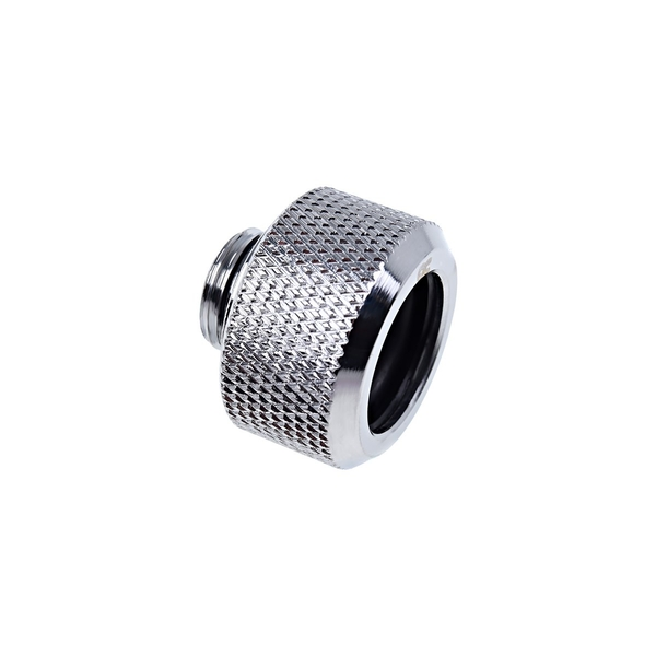 Alphacool Eiszapfen 16mm Chrome Hard Tube Compression Fittings