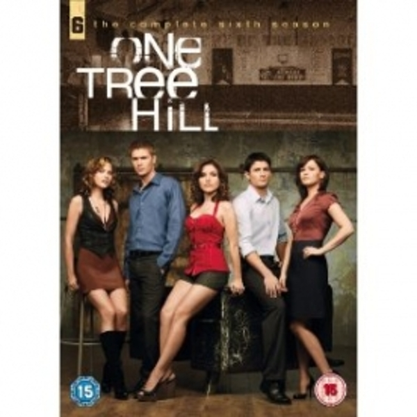 One Tree Hill Season 6 DVD