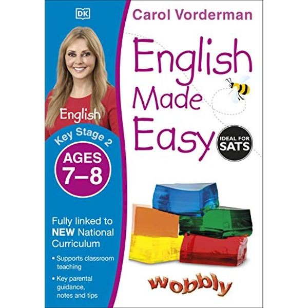 English Made Easy Ages 7-8 Key Stage 2 by Carol Vorderman (Paperback, 2014)