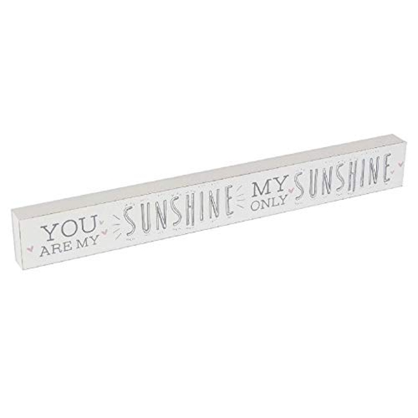 Love Life You Are My Sunshine Plaque