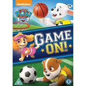 Paw Patrol: Game On! DVD