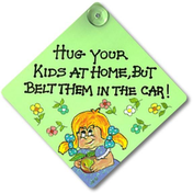 Hug Your Kids At Home...Sign