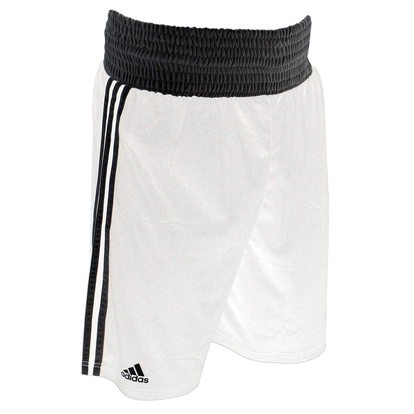 Adidas Boxing Shorts White - Large