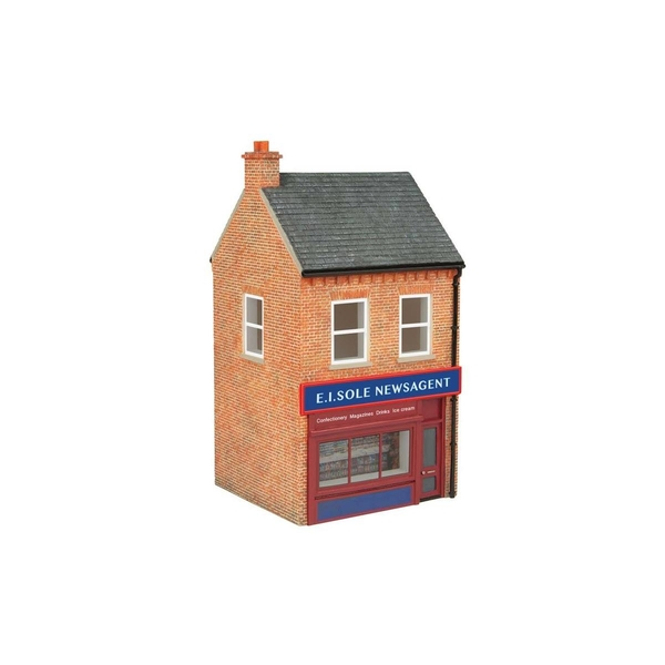 Hornby E. L. Sole Newsagent Model Accessory