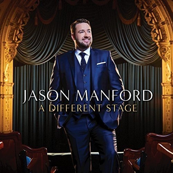 Jason Manford - A Different Stage CD