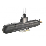Submarine Class 214 1:144 Revell Model Kit