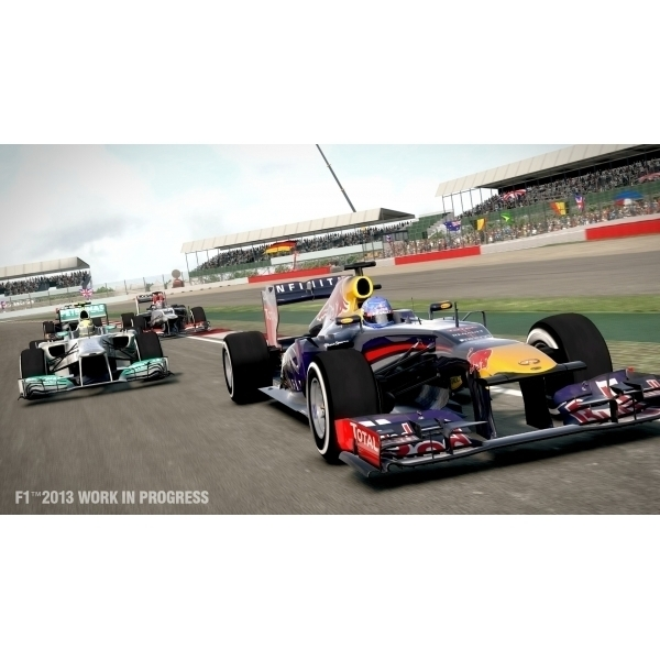 F1 2013 PC Game (Boxed and Digital Code) - Image 4