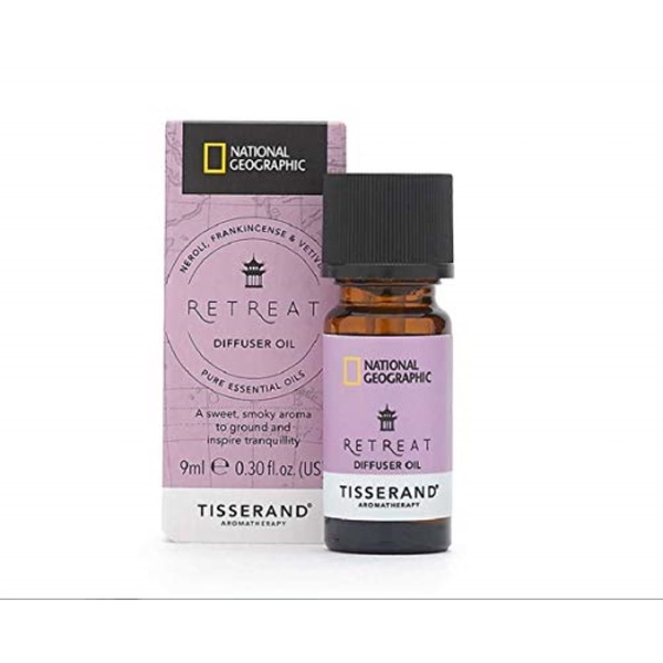 Tisserand Aromatherapy National Geographic Retreat Diffuser Oil 9ml