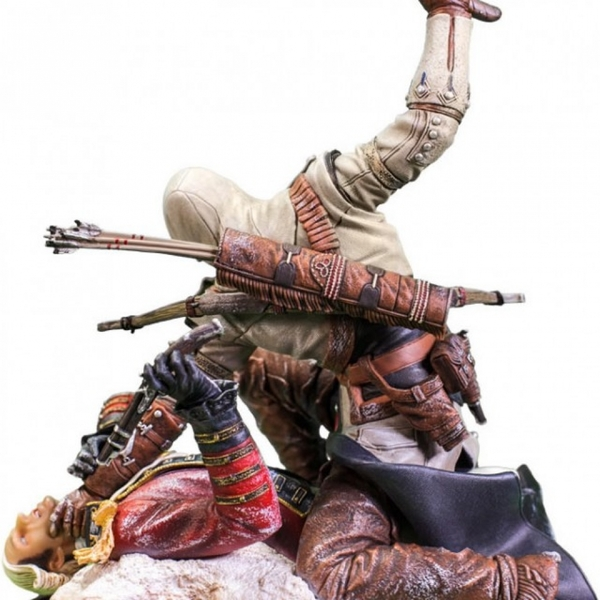 Connor The Last Breath (Assassin's Creed III) Figurine - Image 2
