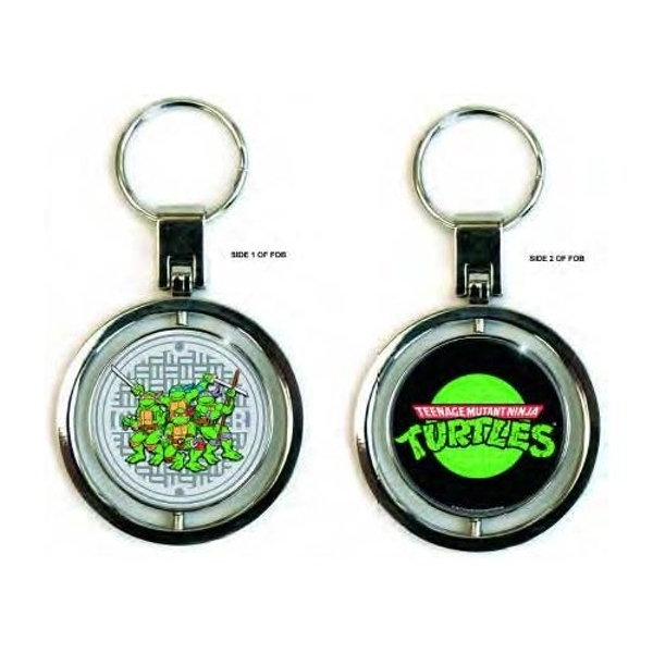 Teenage Mutant Ninja Turtles TMNT Keychain