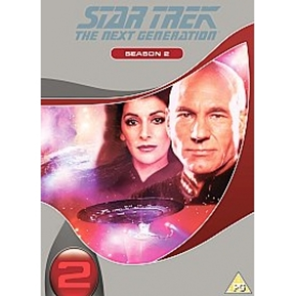 Star Trek The Next Generation Complete Series 2 DVD