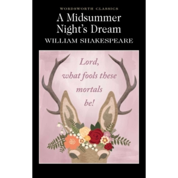 A Midsummer Night's Dream by William Shakespeare (Paperback, 1992)