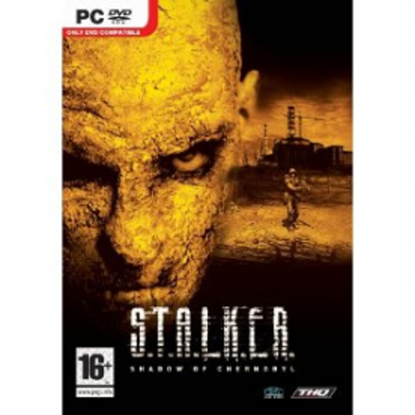 S.T.A.L.K.E.R. (Stalker) Shadow of Chernobyl Game PC