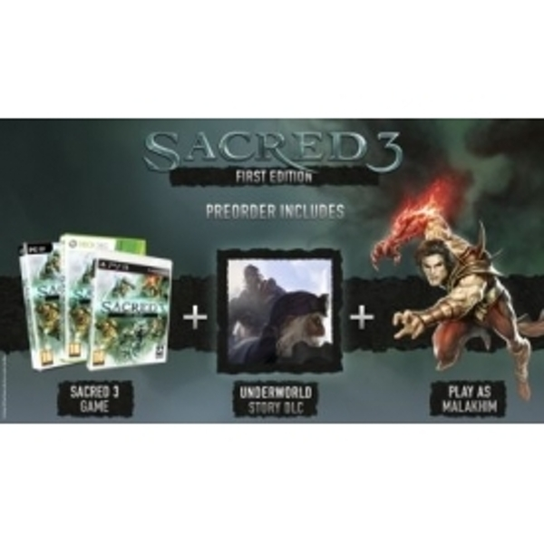 Sacred 3 First Edition Xbox 360 Game - Image 2