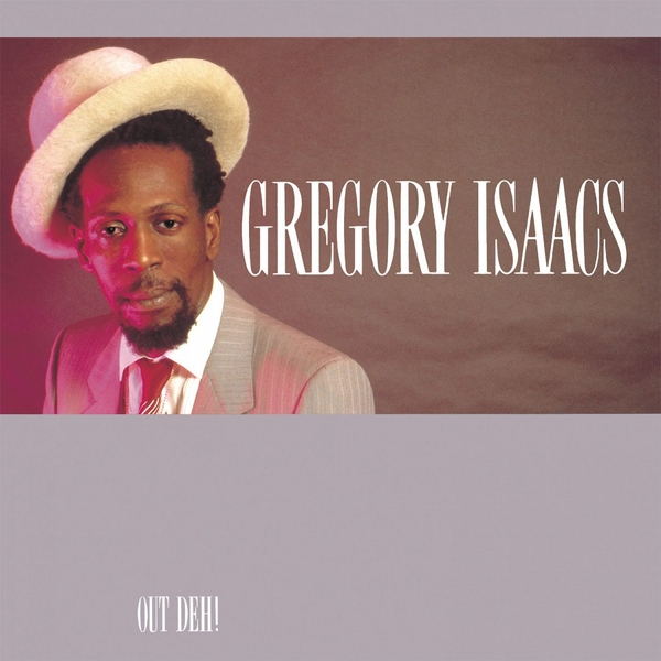 Gregory Isaacs - Out Deh! Vinyl