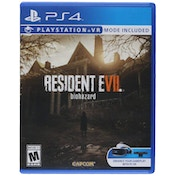 Resident Evil 7: Biohazard PS4 Game