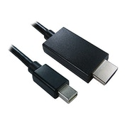 2m Mini DisplayPort/mDP to HDMI 1.3 adaptor cable for Mac/PC