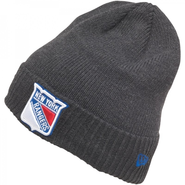 724691d0bec Hey! Stay with us... New Era NHL New York Rangers Cuffed Beanie ...