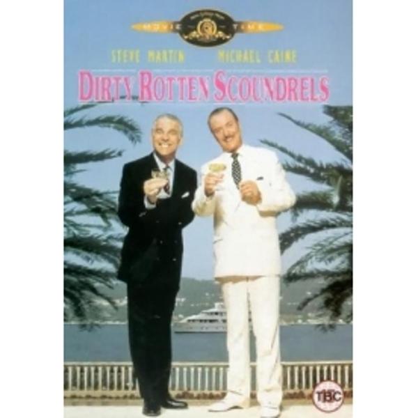 Dirty Rotten Scoundrels DVD