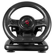 Speedlink Bolt Racing Wheel For PC with Vibration Effects and Pedals