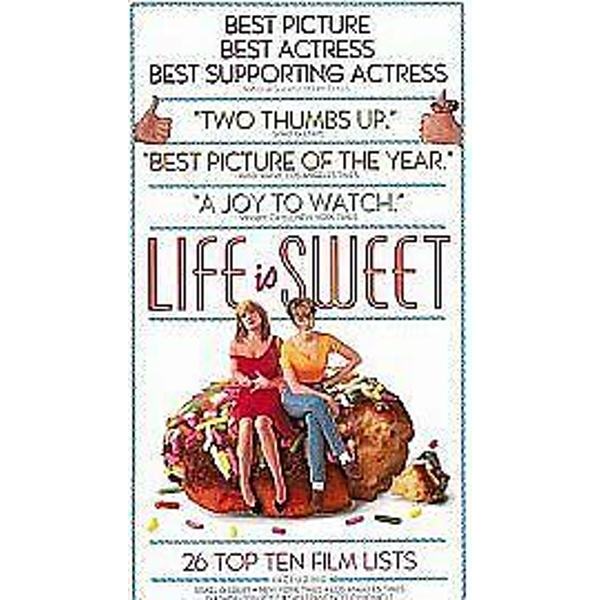 Life Is Sweet Blu-ray