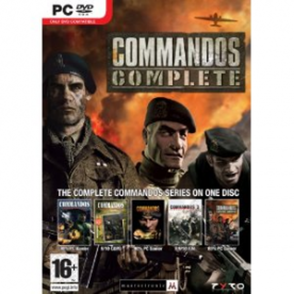 Commandos Complete Game PC