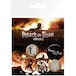 Attack On Titan Characters Badge Pack - Image 3